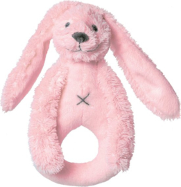 Girls Rabbit Richie Rattle- Happy Horse- pink