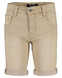 Boys woven jeans bermuda-TROPICAL  -Blue Seven-CAMEL ORIG