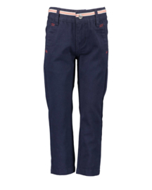 Kids boys woven trouser -Blue Seven-Night blue orig