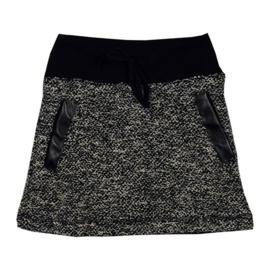 Girls Skirt Katya- Porto Azul- black