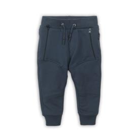 Baby Boys Jogging Trousers-Koko Noko-Navy