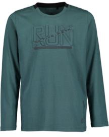 Blue Seven-Boys knitted T-Shirt-Bottle