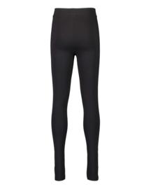 Blue Seven-Girls knitted trouser-Black orig