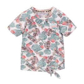 Dirkje-T-shirt ss-Multi colour