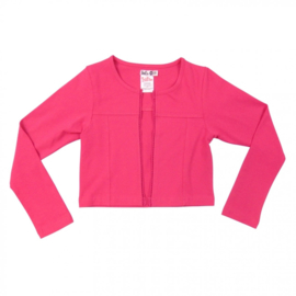 LoFff-Girls Jacket pretty - Fuchsia