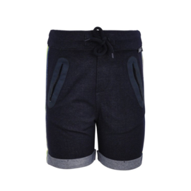 Legends22-Boys  Short Ramses (no tape)-Dark Blue Denim