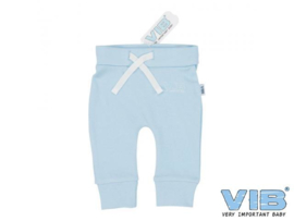 VIB.-Baby Boys BROEKJE 0-3M-  Light Blue