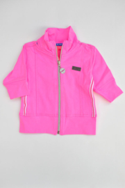 Girls Jersey Jacket- B.Nosy- Roze 205
