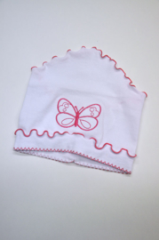 Baby Girls Bandana- Ewers- white