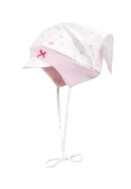 Baby Zomer mutsje -Ewers-pink