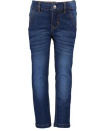 Blue Seven-Kids Boys woven jeans trouser-DK Blue orig