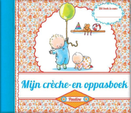 Mijn crèche- en oppasboek - Image books - Div. kleuren