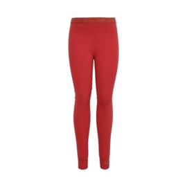 LoFff-Girls Legging full length- Red