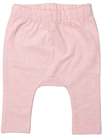 Baby Basic Girls legging- Dirkje- Pink melee