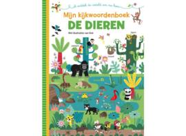 Mijn kijkwoordenboek de dieren-Deltas- div kleuren
