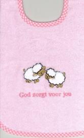 CBC-Meisjes Slab  schaapjes God zorgt voor jou-Rose