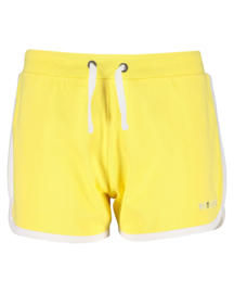 Blue Seven- Girls knitted trouser-Straw orig-Yellow