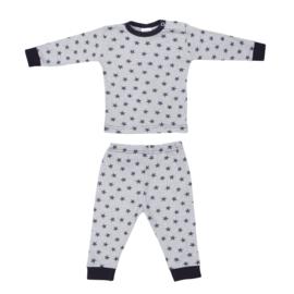 Beeren-LPC-Baby Boys Pyjama stars-Blue