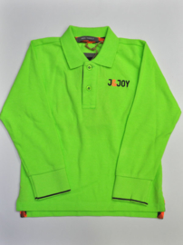 Boys Poloshirt- Jn Joy- Green gecko
