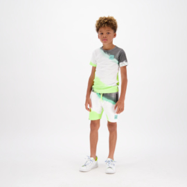 Vingino-Boys Swimshort-Chill Yellow