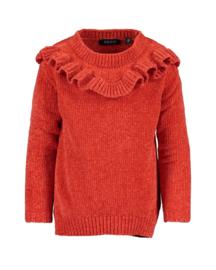 Kids Girls knitted pullover -Blue Seven- Tomato orig