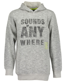 Boys Sweater Anywhere- Blue Seven- Grey