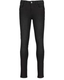 Blue Seven-Girls woven jeans trouser-Black orig