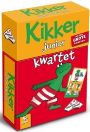 Kwartet Kikker Junior -C-Multi Color