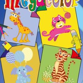 Megacolor- C- diverse kleuren