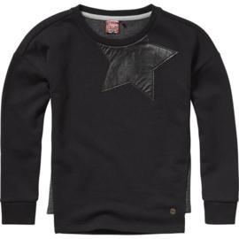 Girls Sweater Shirt Nyomi- Vingino- Black