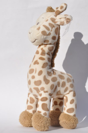 Pluche knuffel Giraffe-Take me Home - White