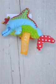 Flo Fingerpuppet-Dushi-Div kleuren