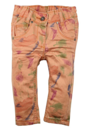 Girls Trousers- Dirkje- Zalm