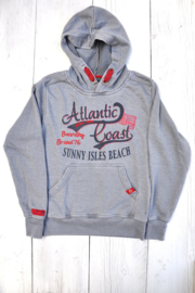 Boys Sweater Atlantic- Blue Seven- Grey