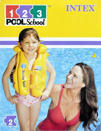 Intex Zwemvest Deluxe Pool School™ Stap 2-C-Yellow