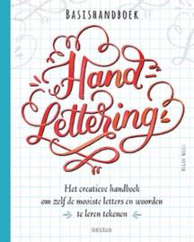 Deltas-Basishandboek handlettering-White