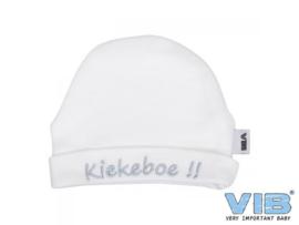 Muts Rond Kiekeboe!!-VIB-White