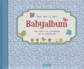 Deltas-Boys Babyalbum-blue