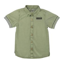 DJ Dutch jeans-Boys  Blouse ss- Army green