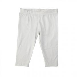 LoFff-Girls Legging 3/4 length- White