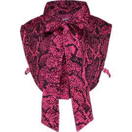 Vingino-Girls Collar Ligan-Pink Snake