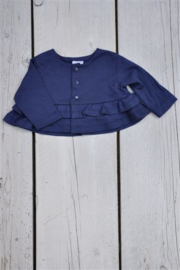 Baby Girls Bolero-LPC-Blue