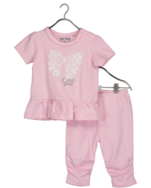 NB Baby girls knitted 2 pcs set-Blue Seven-ROSE ORIG