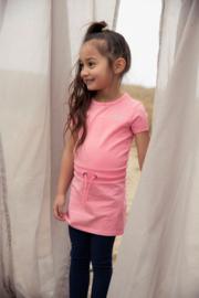 Koko Noko-Girls Nala dress ss Bio Cotton-Bright pink