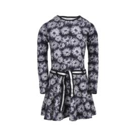 LoFff-Girls Loffelly Dress Blossem - Black