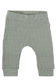 Bampidano-Newborn Unisex Baby  trousers Francis AO/check SLOTH-anthra check