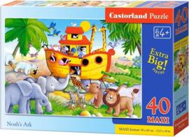Castorland Puzzle Noah's Ark-C-multi colour