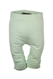 Girls Basic 3/4 legging- Dirkje- Soft mint green