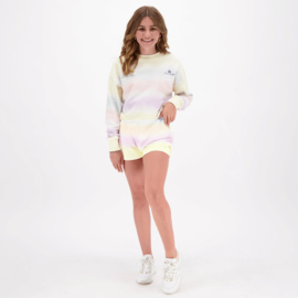 Vingino-X Senna Bellod-Girls  Sweater Nenah-Pale Yellow