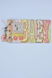 Unisex Fotoalbum Baby-T-Div kleuren